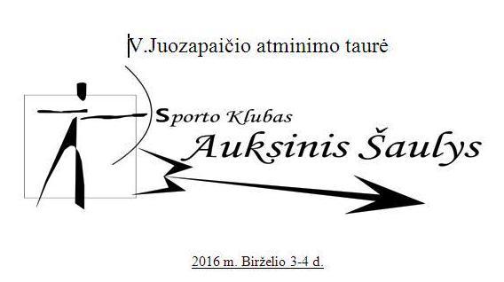 V. Juozapaičio taurė